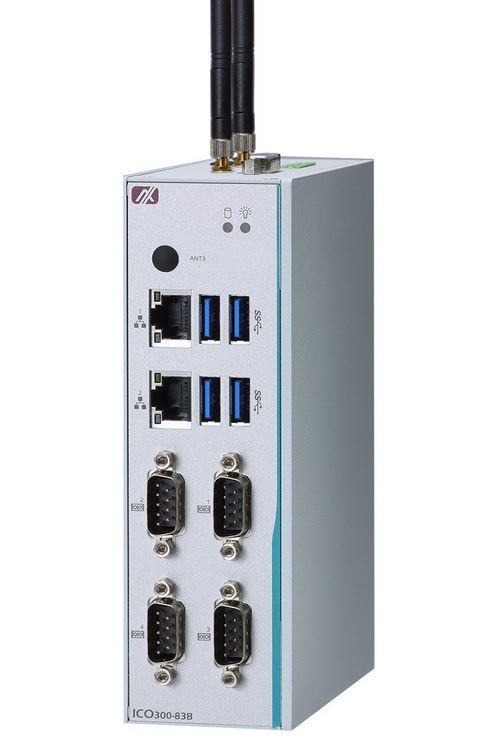 Axiomtek DIN-rail Embedded System