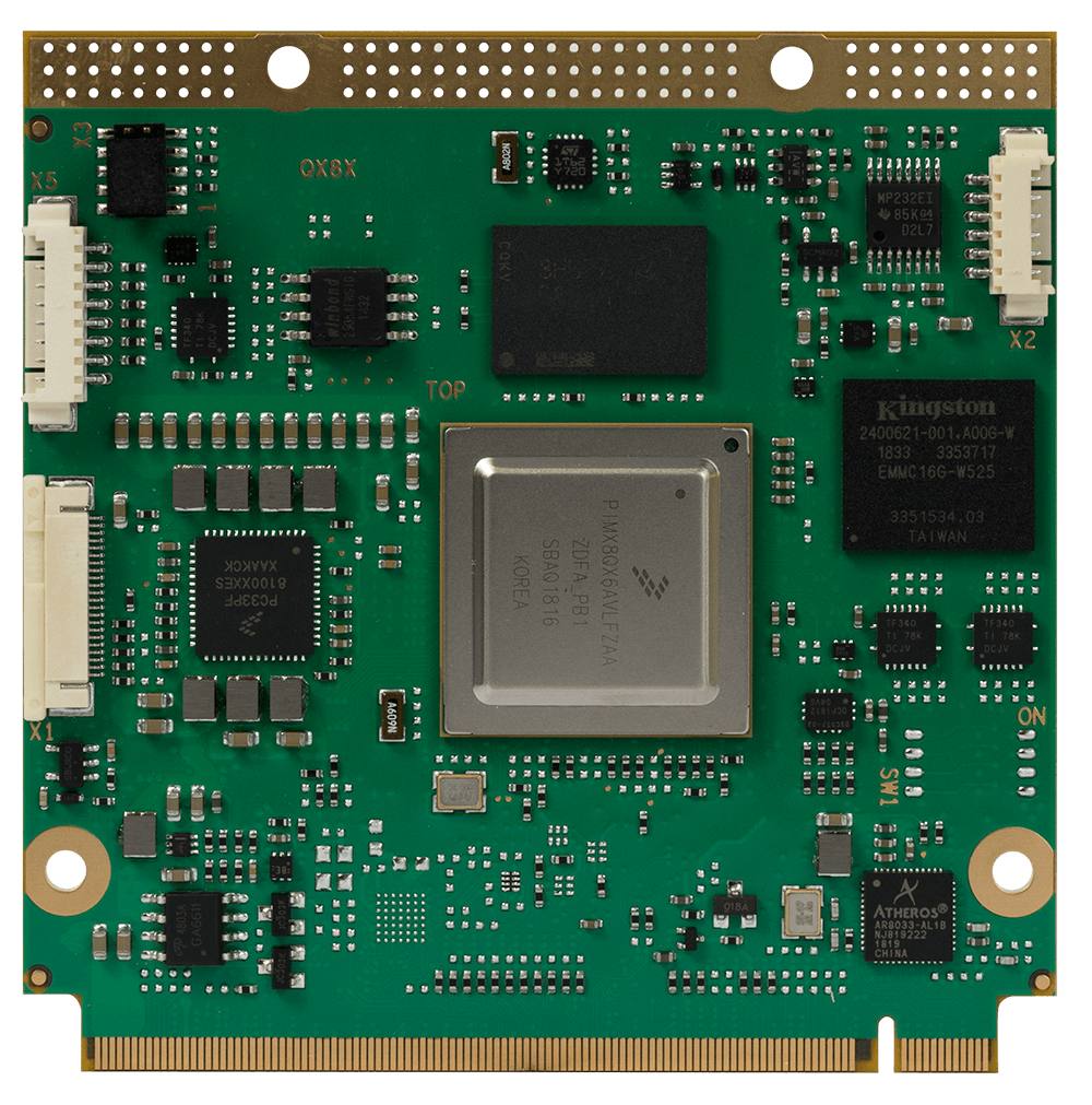 Congatec conga-QMX8X