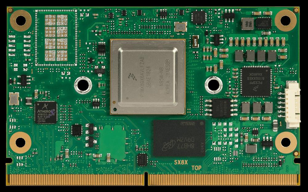 Congatec conga-SMX8X