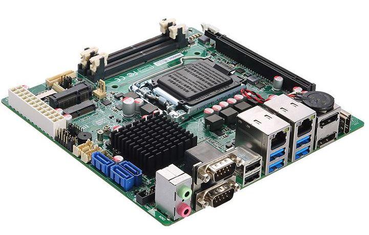 Axiomtek Mini-ITX